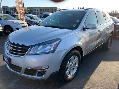 2017 Chevrolet Traverse for sale at AutoDeals in Hayward CA