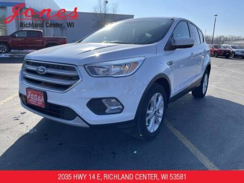 2017 Ford Escape for sale at Jones Chevrolet Buick Cadillac in Richland Center WI