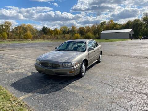 2001 Buick LeSabre for sale at Caruzin Motors in Flint MI