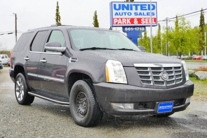 2010 Cadillac Escalade for sale at United Auto Sales in Anchorage AK