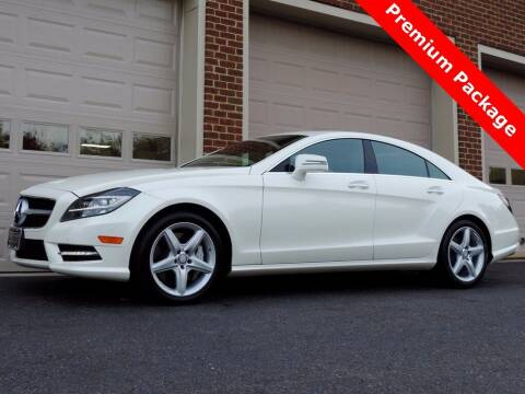 2014 Mercedes-Benz CLS for sale at Coast to Coast Imports in Fishers IN