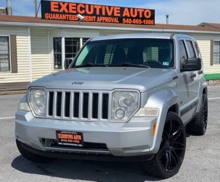 2009 Jeep Liberty for sale at Executive Auto in Winchester VA