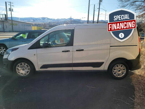 2016 Ford Transit Connect Cargo for sale at Truck 'N Auto Brokers in Pocatello ID