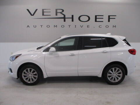 2020 Buick Envision for sale at Ver Hoef Automotive Inc in Sioux Center IA