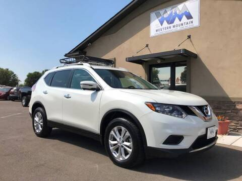 2016 Nissan Rogue for sale at Western Mountain Bus & Auto Sales in Nampa ID
