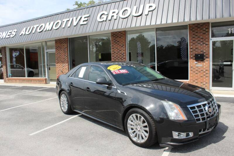 2013 Cadillac CTS for sale at Jones Automotive Group in Jacksonville NC