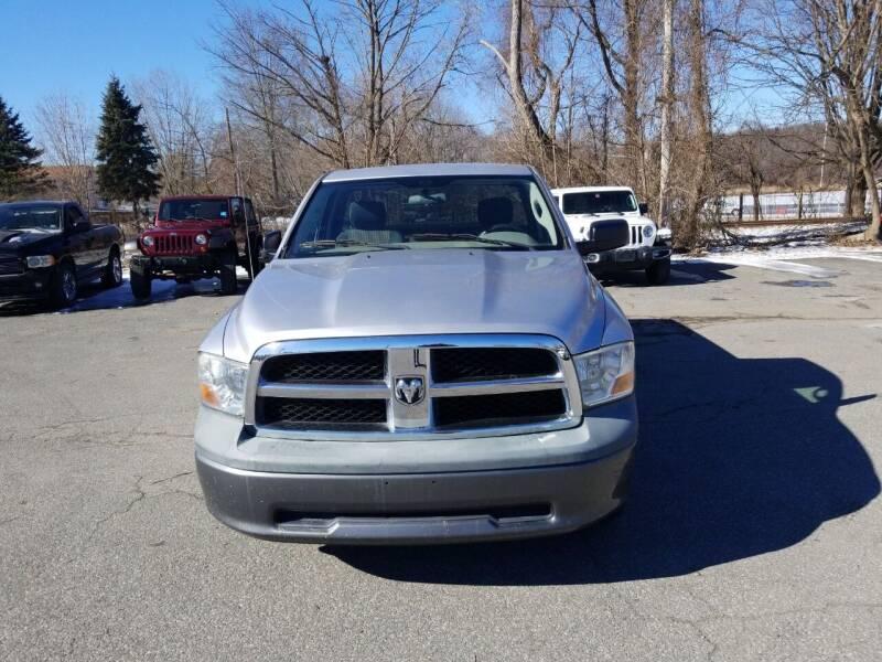 2010 Dodge Ram Pickup 1500 for sale at AutoConnect Motors in Kenvil NJ