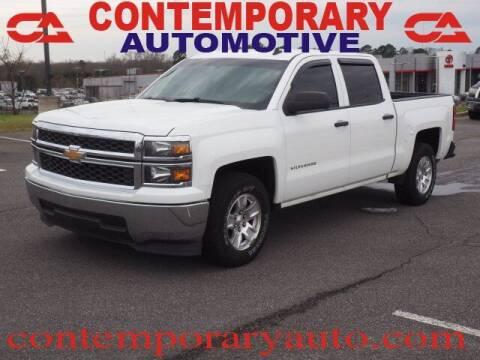 2014 Chevrolet Silverado 1500 for sale at Contemporary Auto in Tuscaloosa AL