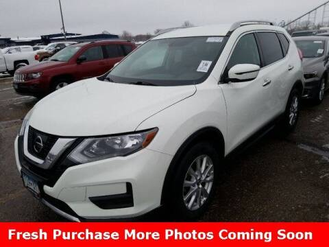 2017 Nissan Rogue for sale at Nyhus Family Sales in Perham MN