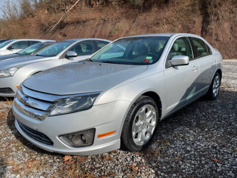 2010 Ford Fusion for sale at Turner's Inc in Weston WV
