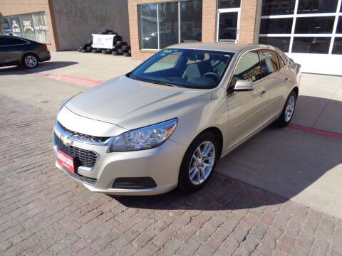 2014 Chevrolet Malibu for sale at Rediger Automotive in Milford NE