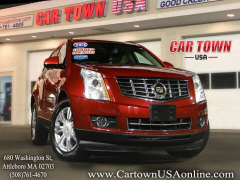 2013 Cadillac SRX for sale at Car Town USA in Attleboro MA