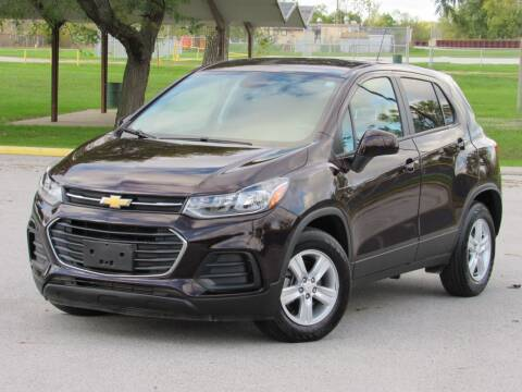 2020 Chevrolet Trax for sale at Highland Luxury in Highland IN