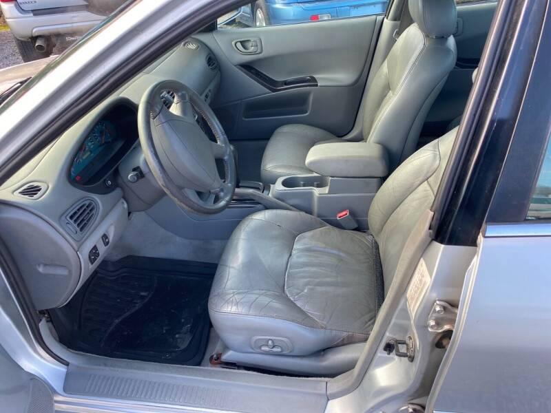 2003 Mitsubishi Galant GTZ V6 4dr Sedan - Cloverdale VA