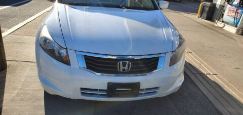 2010 Honda Accord for sale at Emory Street Auto Sales and Service in Attleboro MA