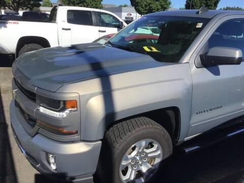 2017 Chevrolet Silverado 1500 for sale at Royal Moore Custom Finance in Hillsboro OR