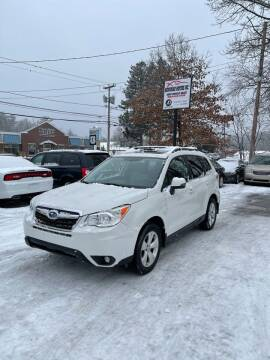 2014 Subaru Forester for sale at NEWFOUND MOTORS INC in Seabrook NH