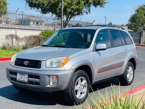 2001 Toyota RAV4 for sale at United Star Motors in Sacramento CA