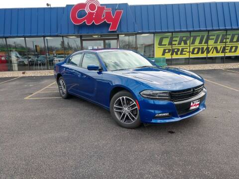 2019 Dodge Charger for sale at CITY SELECT MOTORS in Galesburg IL