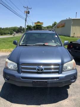 2006 Toyota Highlander Hybrid for sale at Certified Motors in Bear DE