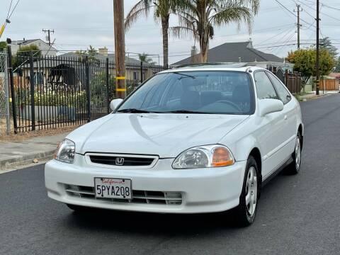 1998 Honda Civic for sale at ZaZa Motors in San Leandro CA