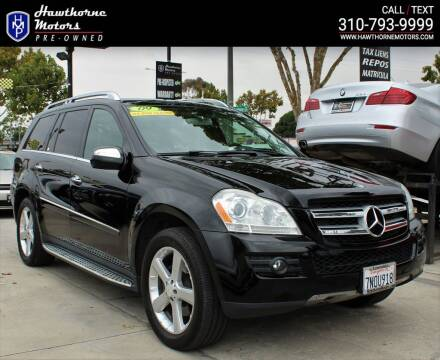 2009 Mercedes-Benz GL-Class for sale at Hawthorne Motors Pre-Owned in Lawndale CA