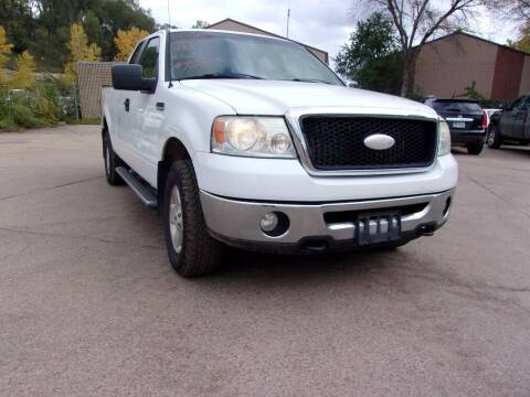 2007 Ford F-150 for sale at Barney's Used Cars in Sioux Falls SD