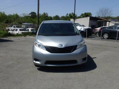 2016 Toyota Sienna for sale at Knoxville Used Cars in Knoxville TN