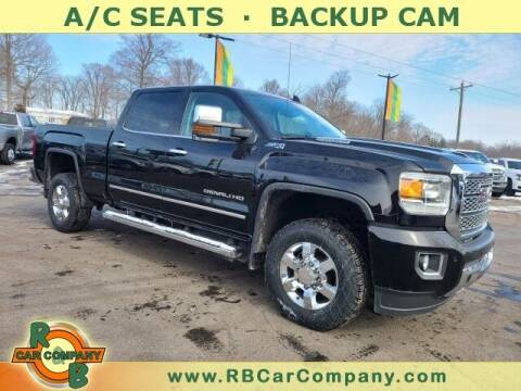 2018 GMC Sierra 3500HD for sale at R & B CAR CO - R&B CAR COMPANY in Columbia City IN