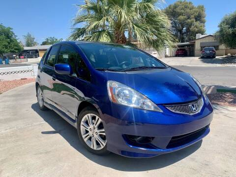 2009 Honda Fit for sale at CORTES MOTORS in Las Vegas NV