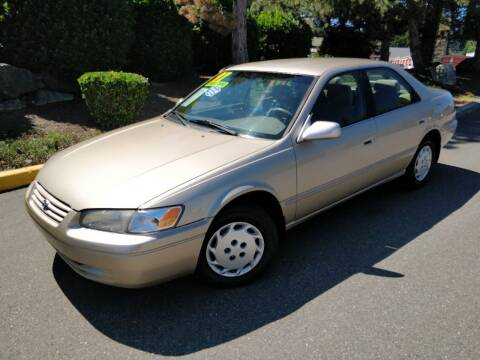 1997 Toyota Camry for sale at SS MOTORS LLC in Edmonds WA