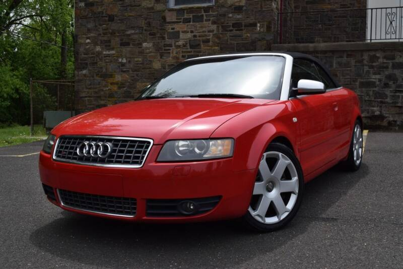 2005 Audi S4 for sale in Feasterville Trevose, PA