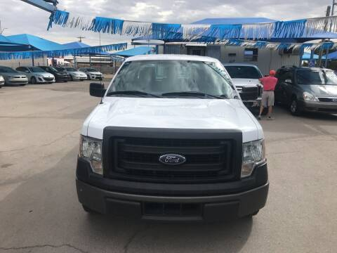 2014 Ford F-150 for sale at Autos Montes in Socorro TX
