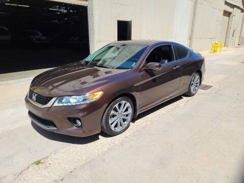2013 Honda Accord for sale at NEW UNION FLEET SERVICES LLC in Goodyear AZ