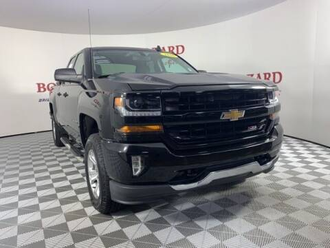 2016 Chevrolet Silverado 1500 for sale at BOZARD FORD in Saint Augustine FL