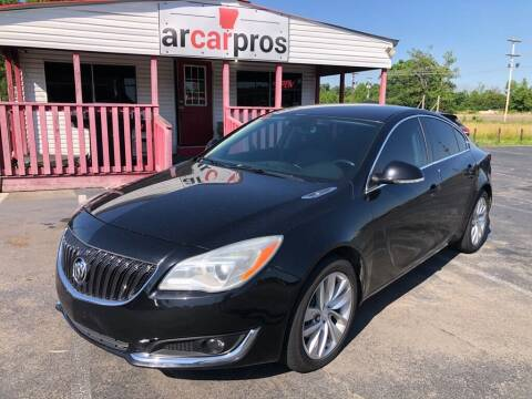 2016 Buick Regal for sale at Arkansas Car Pros in Cabot AR