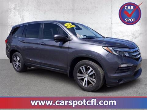 2018 Honda Pilot for sale at Car Spot Of Central Florida in Melbourne FL