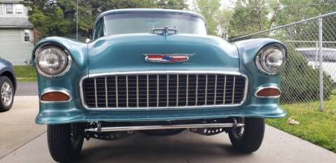 1955 Chevrolet 150 for sale at Classic Car Deals in Cadillac MI