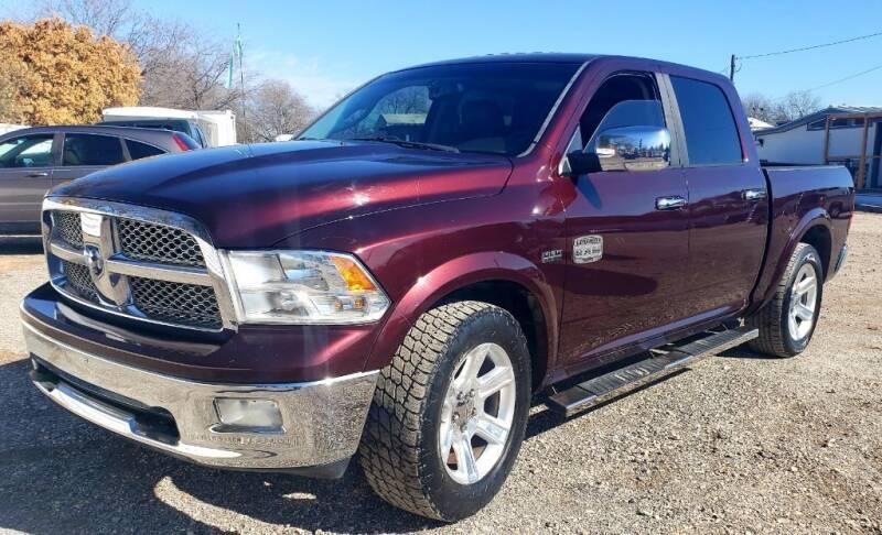 2012 RAM Ram Pickup 1500 for sale at Jackson Motors Used Cars in San Antonio TX