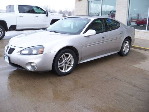 2006 Pontiac Grand Prix for sale at Tyndall Motors in Tyndall SD