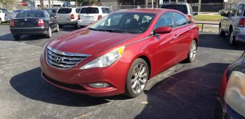 2012 Hyundai Sonata for sale at Bill Bailey's Affordable Auto Sales in Lake Charles LA