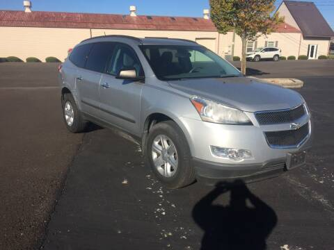 2011 Chevrolet Traverse for sale at AFS Ohio in Plain City OH