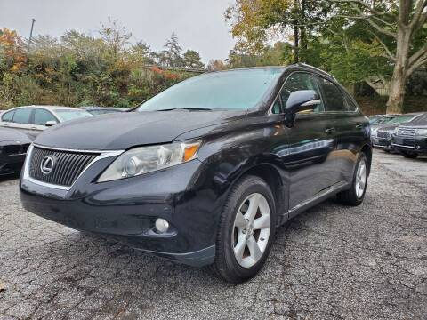 2012 Lexus RX 350 for sale at Car Online in Roswell GA
