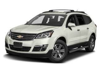 2017 Chevrolet Traverse for sale at West Motor Company in Hyde Park UT