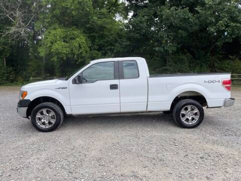 2014 Ford F-150 for sale at Mater's Motors in Stanley NC