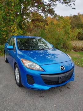2012 Mazda MAZDA3 for sale at Best Choice Auto Market in Swansea MA