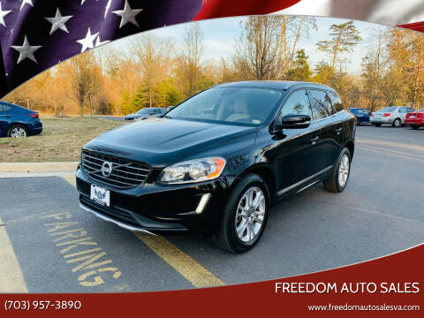 2014 Volvo XC60 for sale at Freedom Auto Sales in Chantilly VA