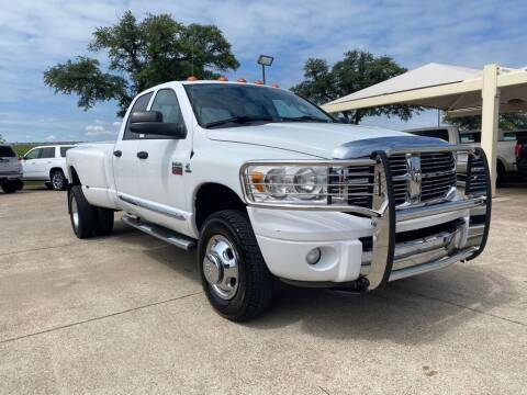 2008 Dodge Ram Pickup 3500 for sale at Thornhill Motor Company in Hudson Oaks, TX