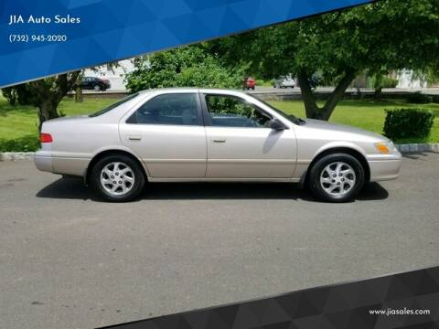 2000 Toyota Camry for sale at JIA Auto Sales in Port Monmouth NJ