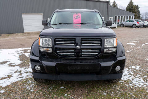 2011 Dodge Nitro for sale at Apple Tree Auto Sales in Adrian MI